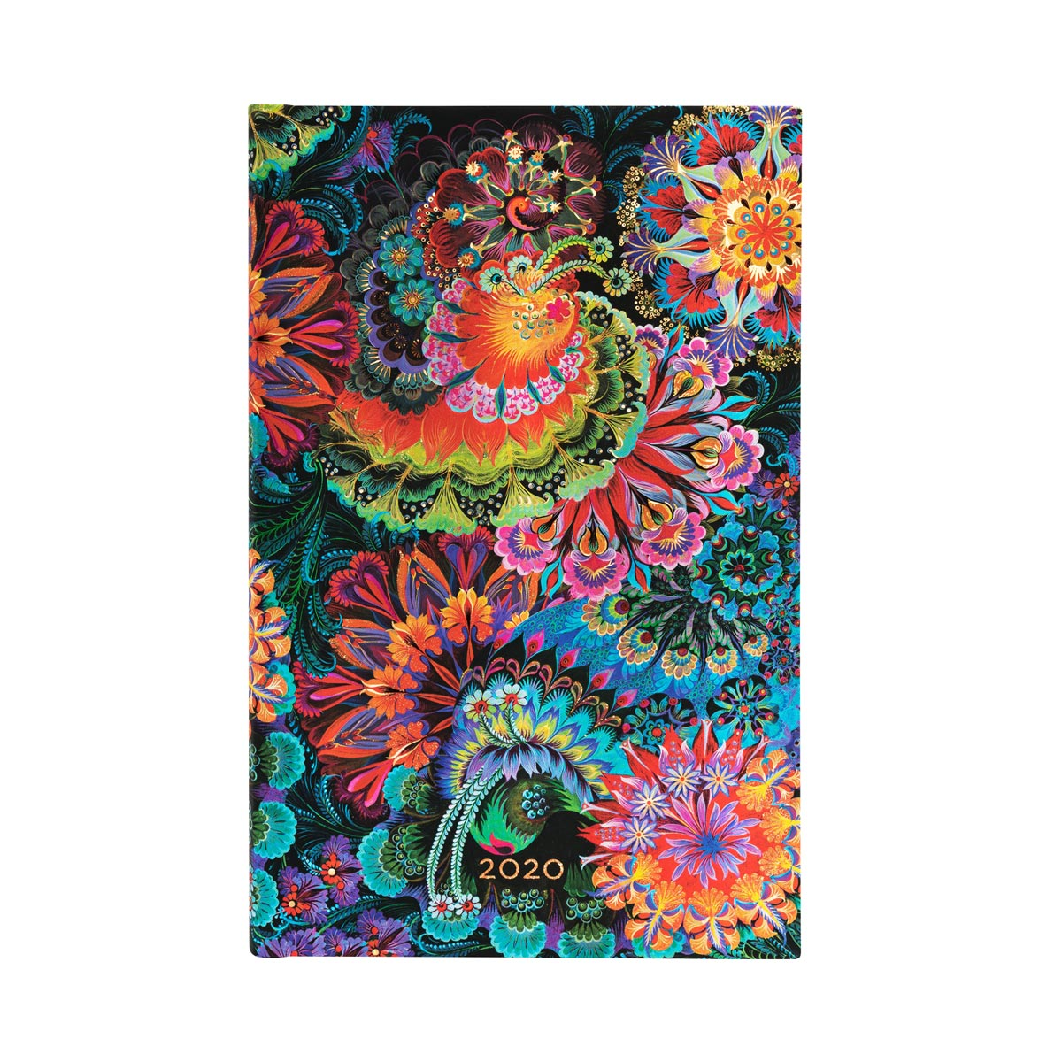 Paperblanks Maxi Moonlight 2020 Week-At-A-Time Planner