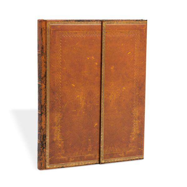 Paperblanks Old Leather Handtooled Ultra 7 x 9 Inch Journal