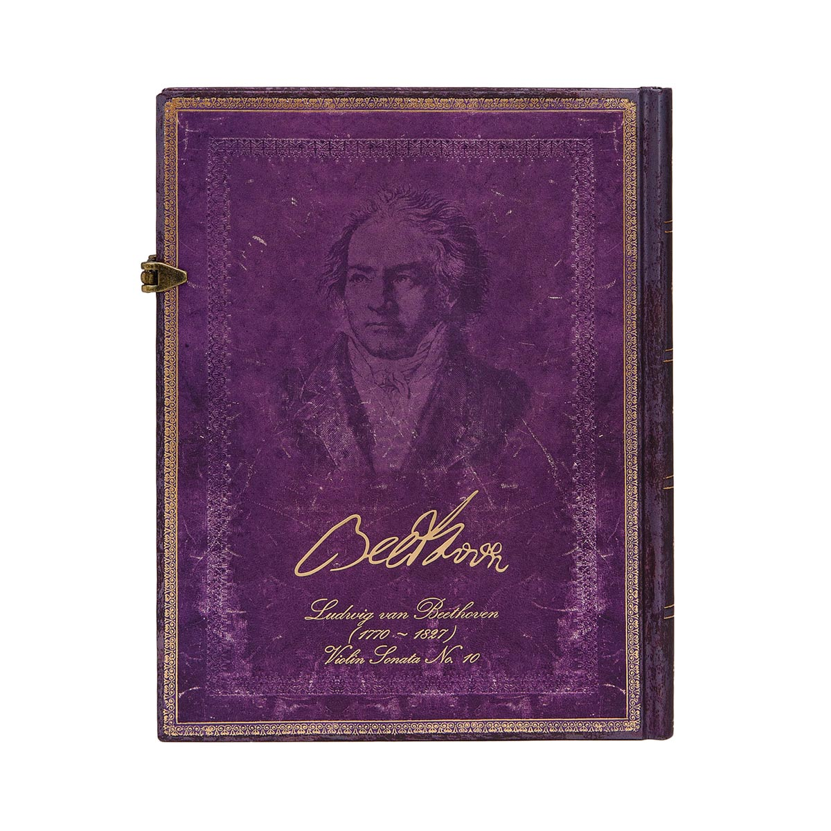 Paperblanks Beethoven's 250th Birthday Ultra 7 x 9 Inch