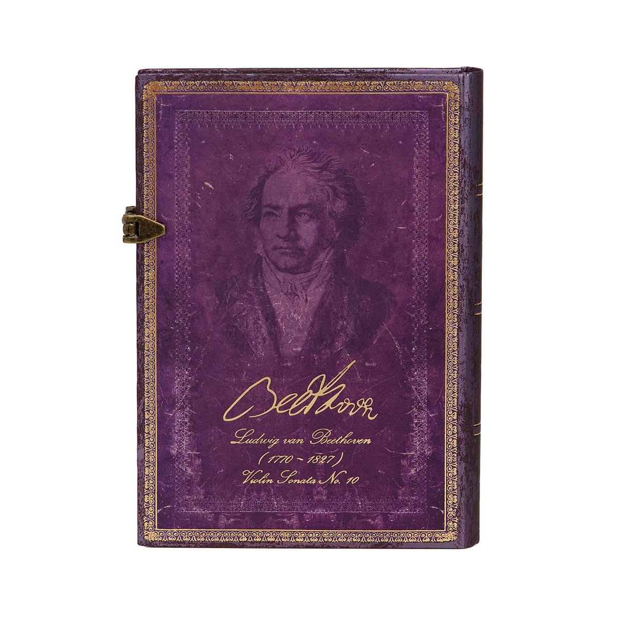 Paperblanks Beethoven's 250th Bday Midi 5x7 Inch Journal