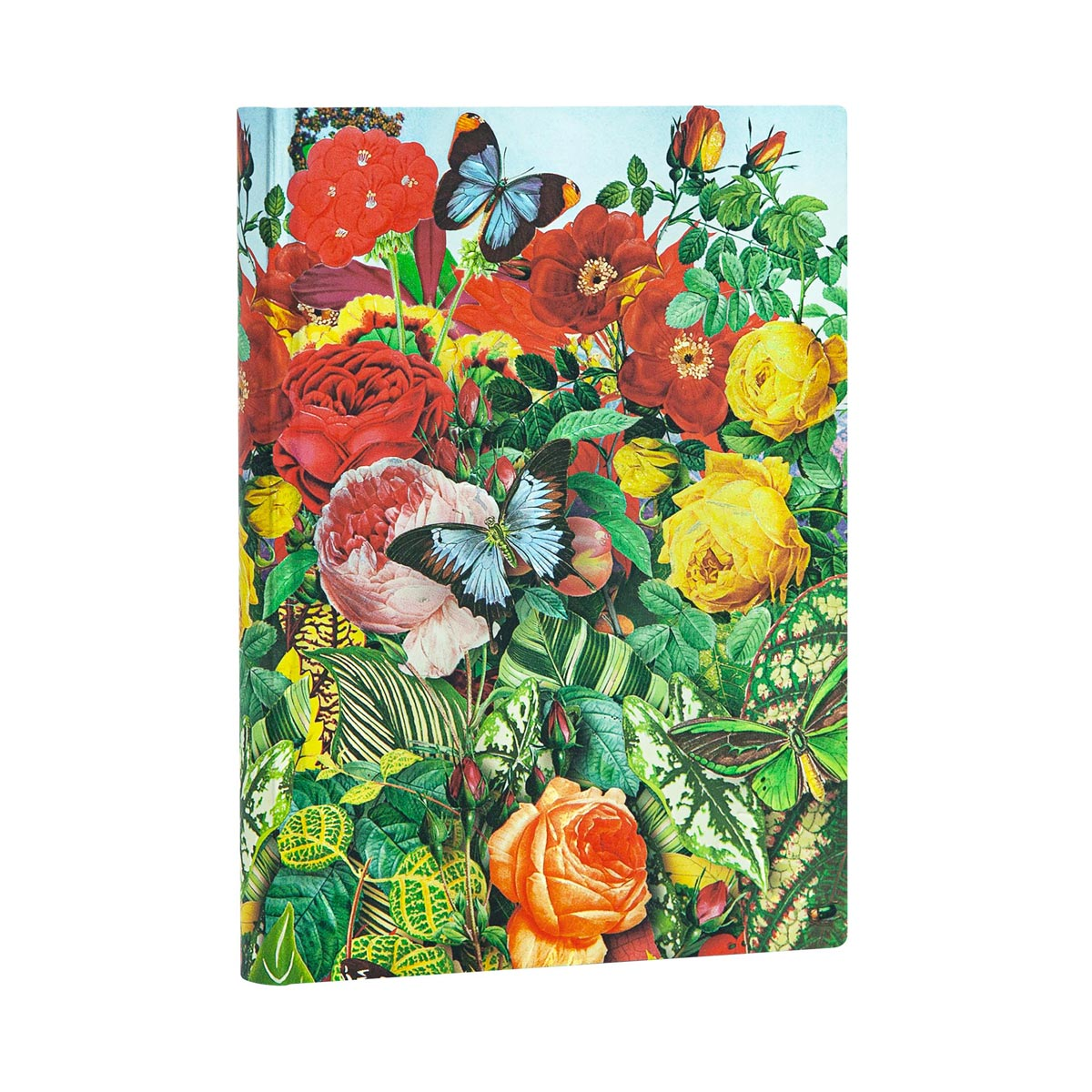 Paperblanks Flexis Butterfly Garden Midi 5x7 Lined Journal