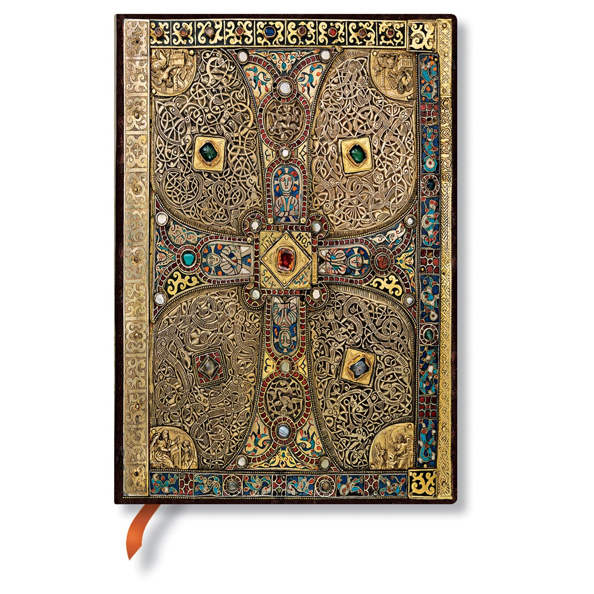 Paperblanks Flexis Lindau Midi 5x7 Inch, Lined 240 pages