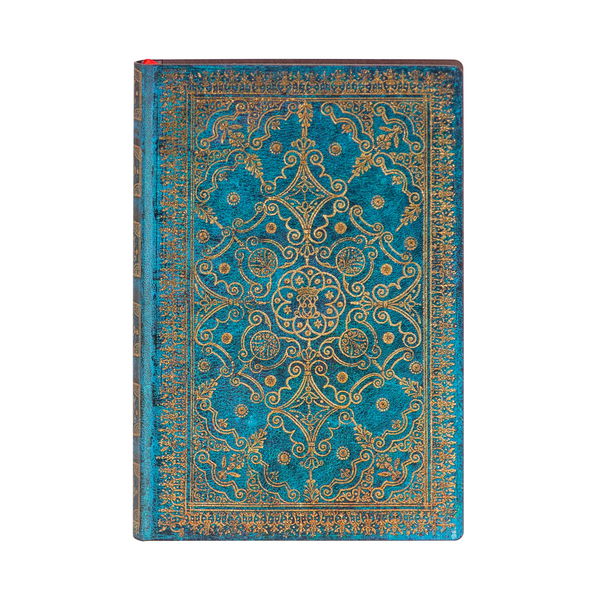 Paperblanks Flexis Equinoxe Azure Mini 3.75x5.5 Inch 208 Pages