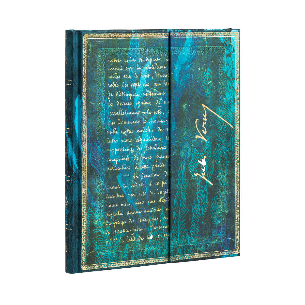 Paperblanks Verne Twenty Thousand Leagues Ultra 7x9 Inch