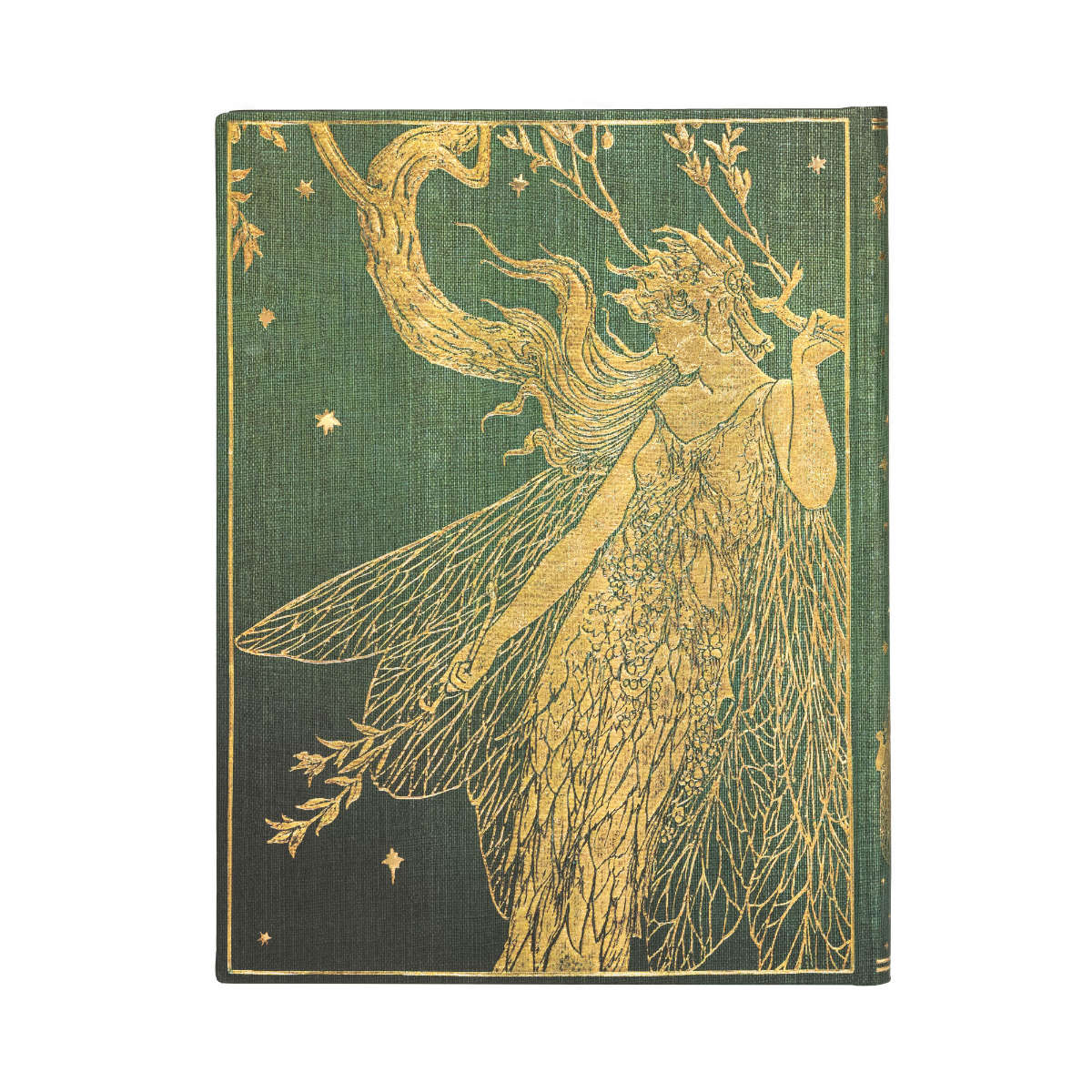 Paperblanks Lang's Olive Fairy Ultra 7 x 9 Inch Journal