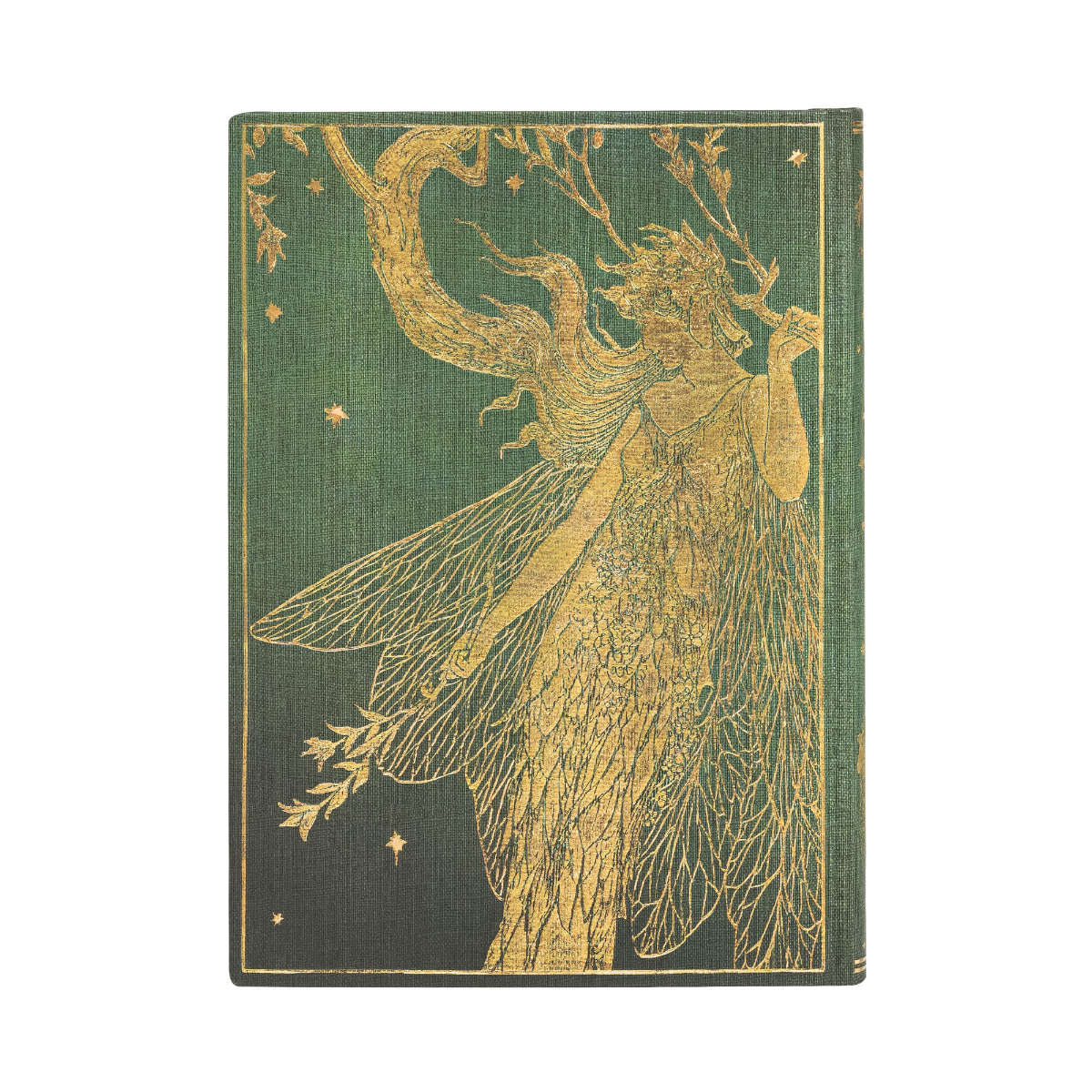 Paperblanks Lang's Olive Fairy Midi 5 x 7 Inch Journal