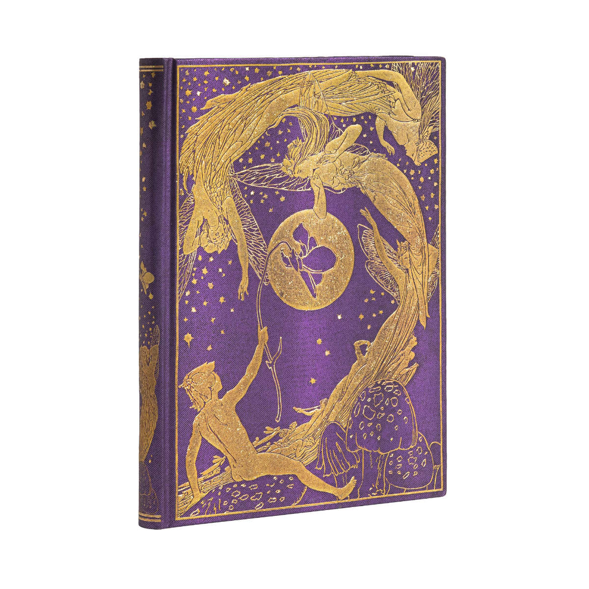 Paperblanks Lang's Violet Fairy Midi 5 x 7 Inch Journal