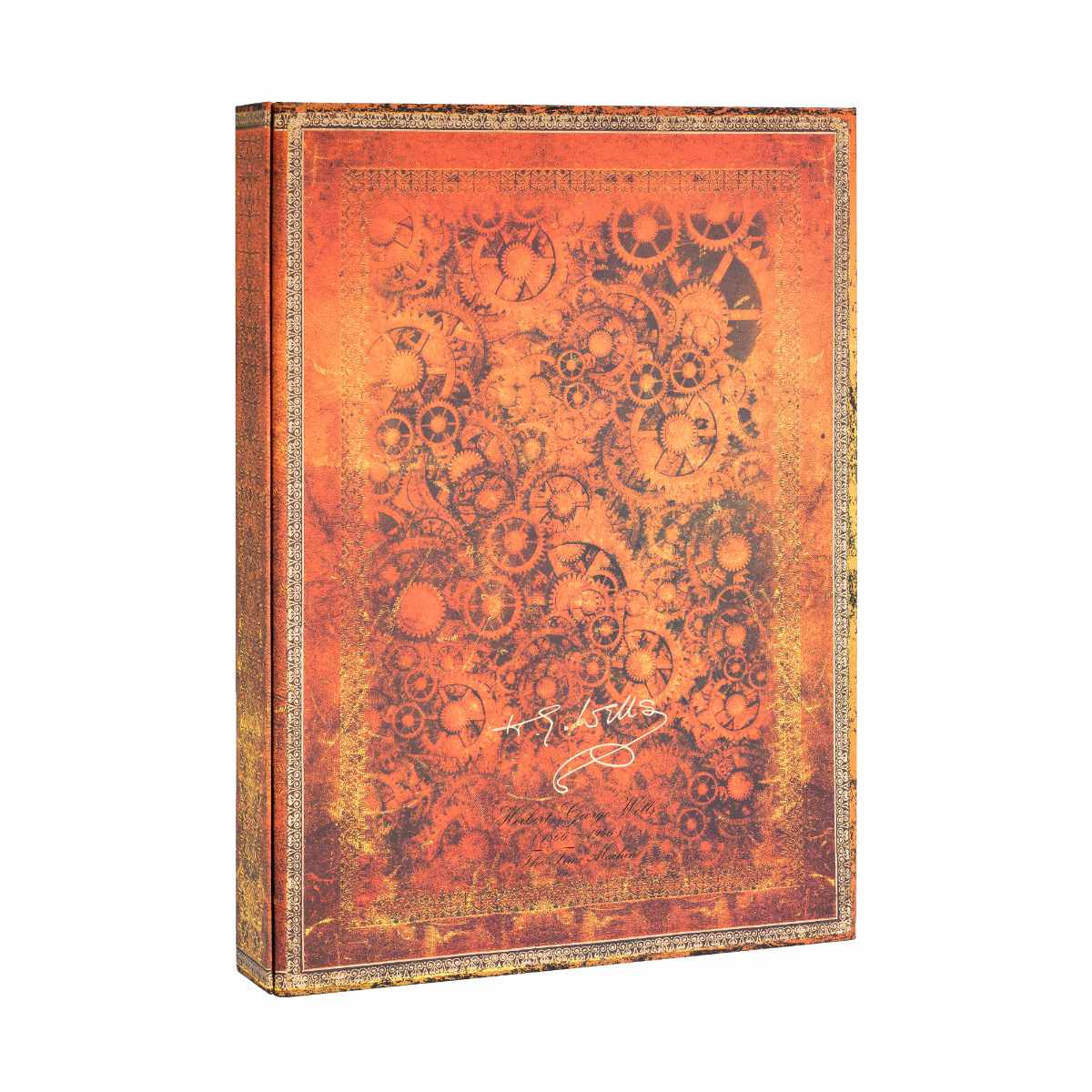 Paperblanks Special Editions H.G. Wells Manuscript Box