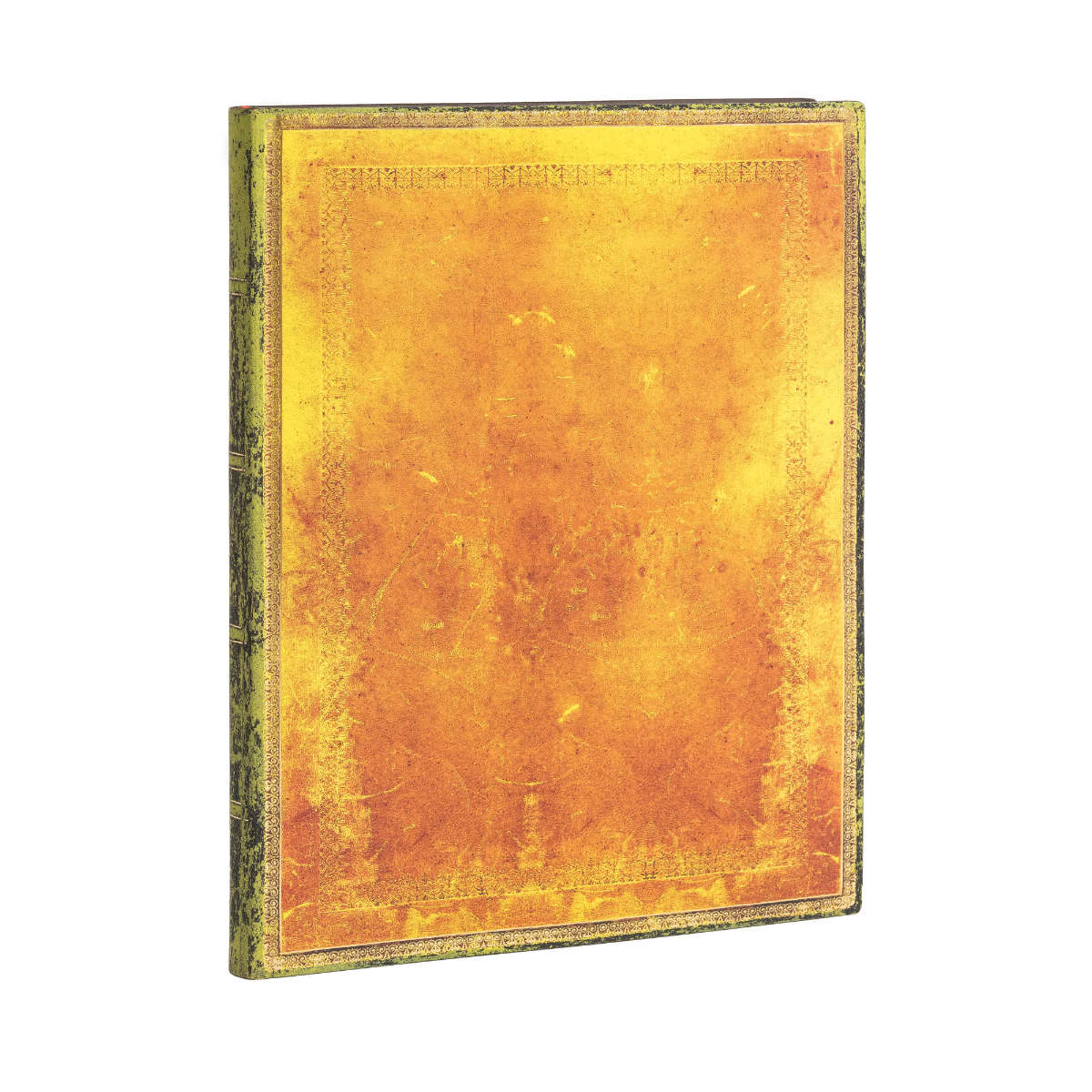Paperblanks Flexis Old Leather Ochre Ultra 7x9 Inch 240 Pages