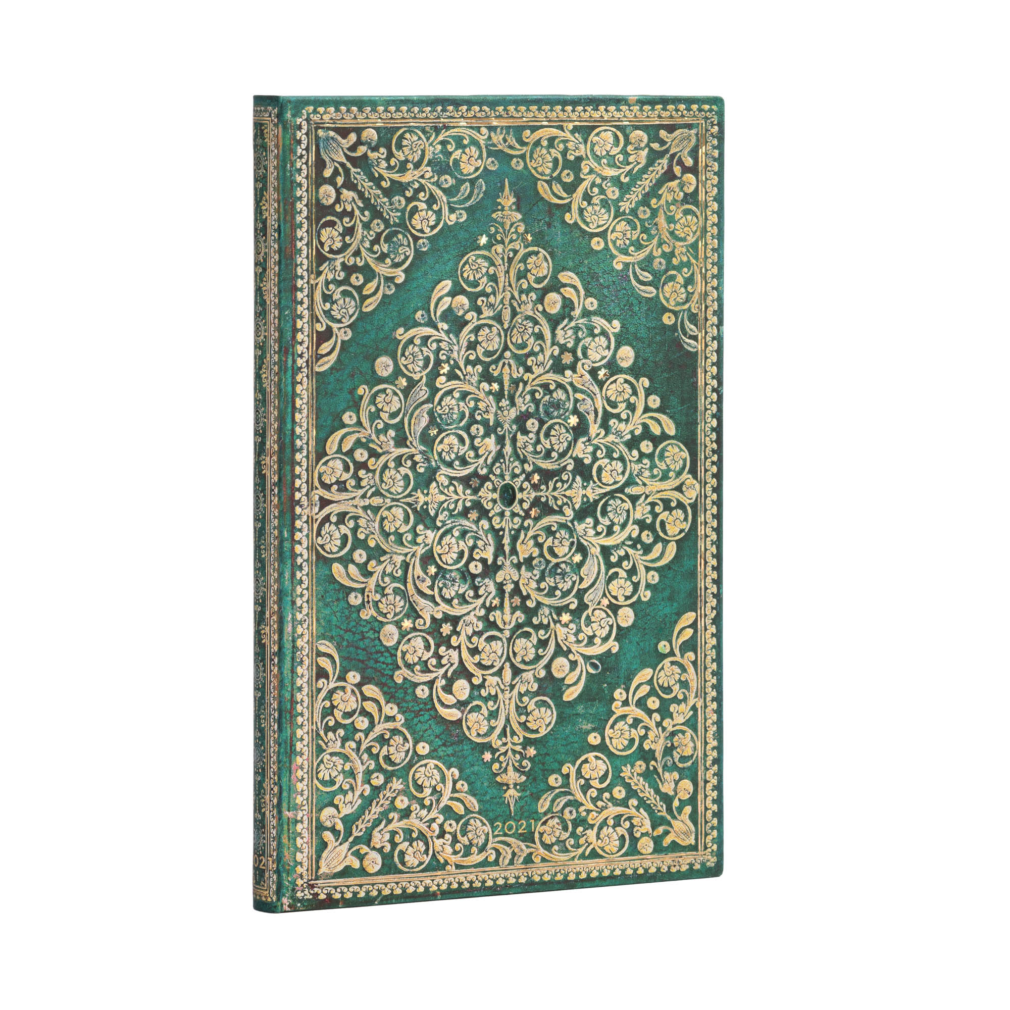 Paperblanks Maxi Oceania 2021 Week-At-A-Time Planner