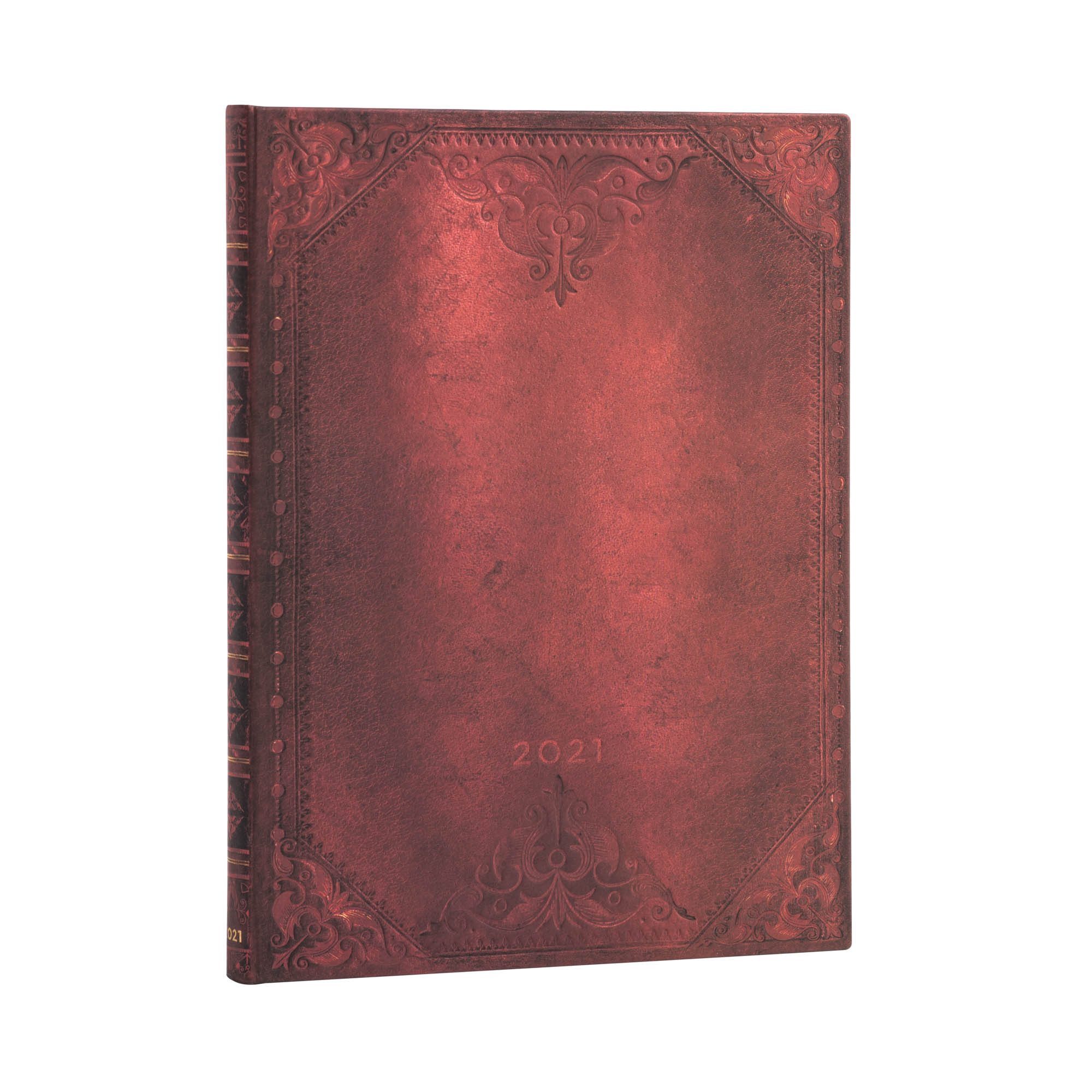 Paperblanks Ultra Urban Glam Bold 2021 Week-At-A-Time Planner