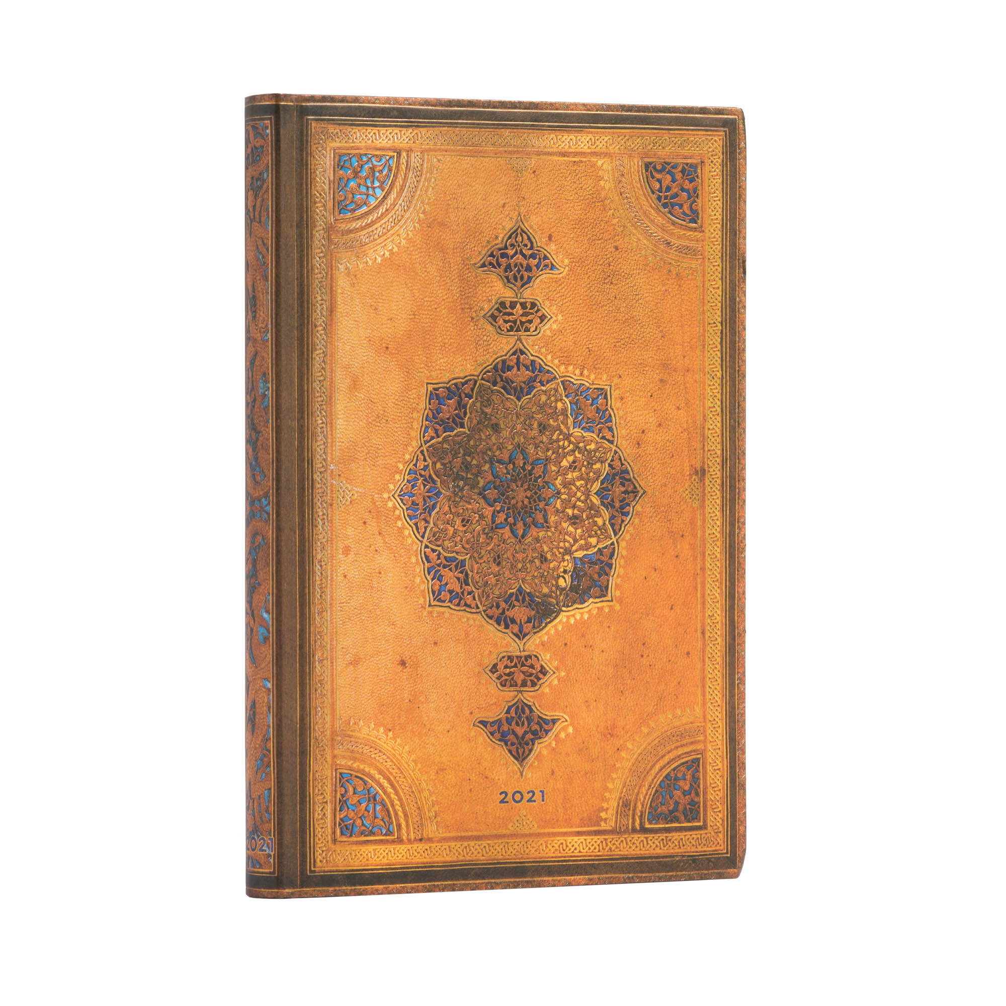 Paperblanks Flexi Midi Safavid 2021 Week-At-A-Time Planner