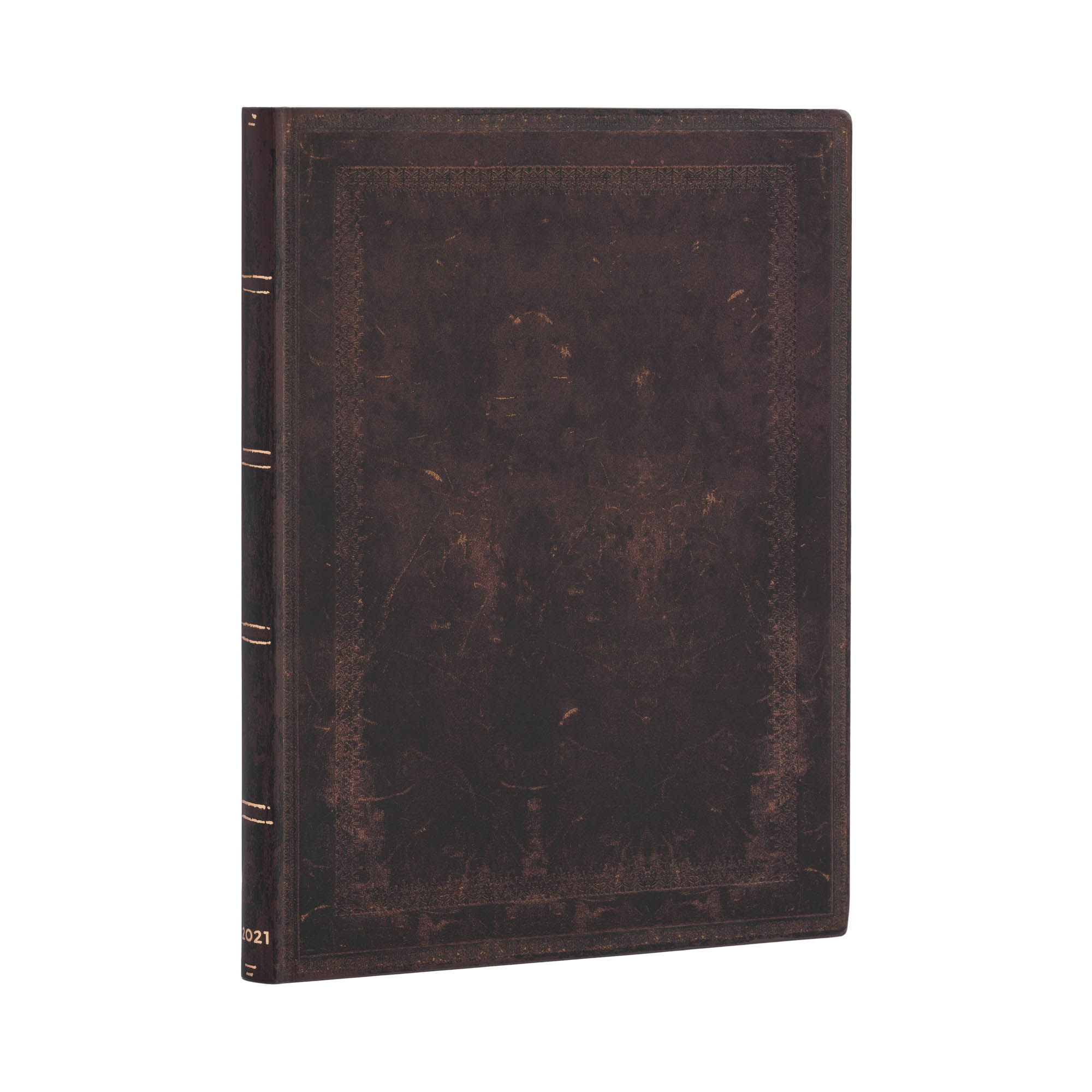 Paperblanks Ultra Black Moroccan Bold 2021 Business Planner