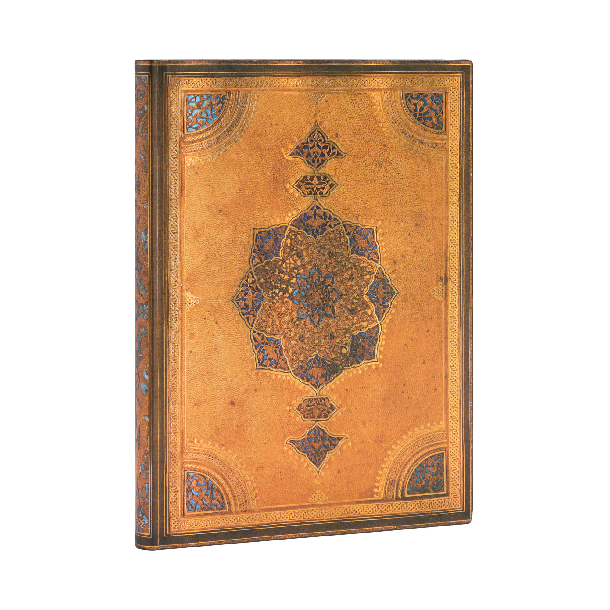 Paperblanks Ultra Safavid 2021 Week-at-a-Time Business Planner