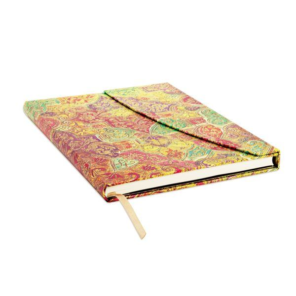 Paperblanks Bavarian Wild Flowers Ultra 7 x 9 Inch Lined Journal