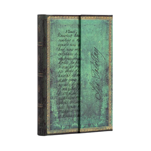 Paperblanks Mini Leo Tolstoy Letter of Peace Journal