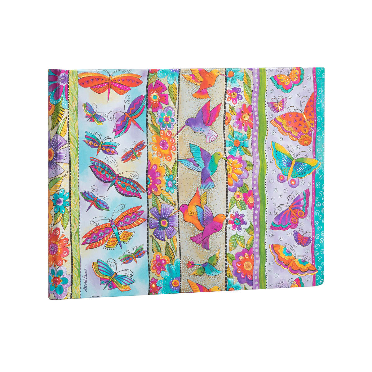 Paperblanks Laurel Burch Hummingbirds & Flutterbyes Guest Book