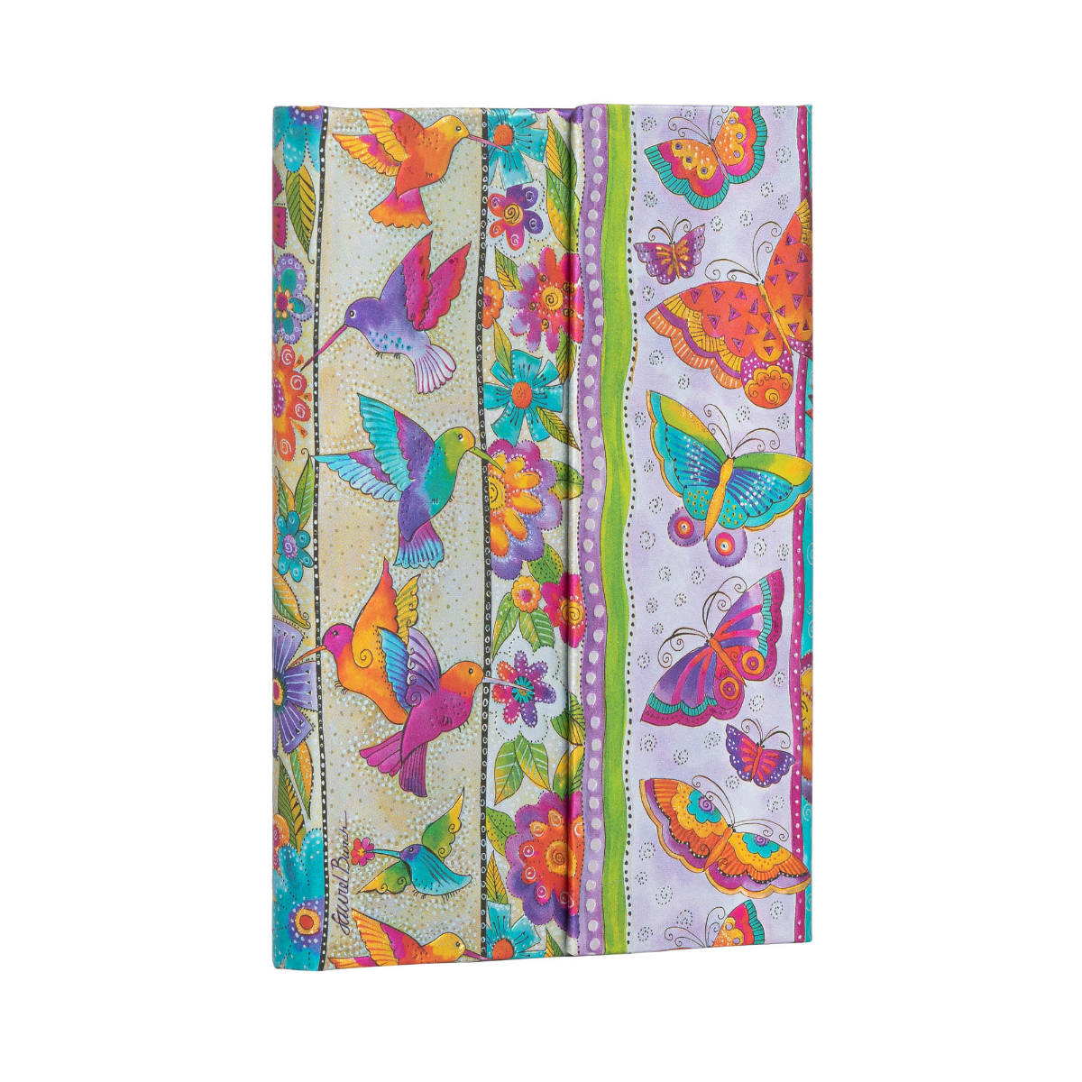 Paperblanks Laurel Burch Hummingbirds & Flutterbyes Mini