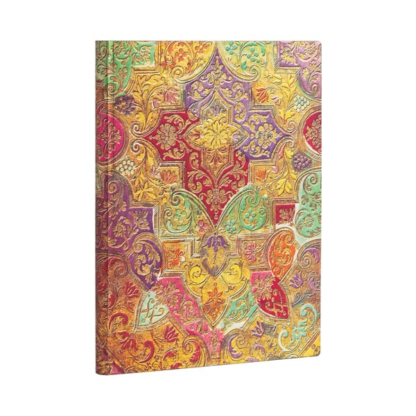 Paperblanks Fle Bavarian Wild Flowers Ultra 7x9 In Lined Journal