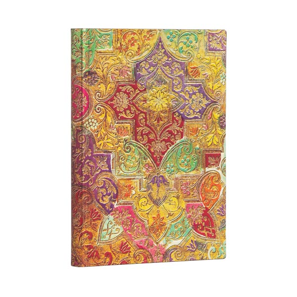 Paperblanks Flexis Bavarian Wild Flowers 5 x 7 Inch Midi Journal