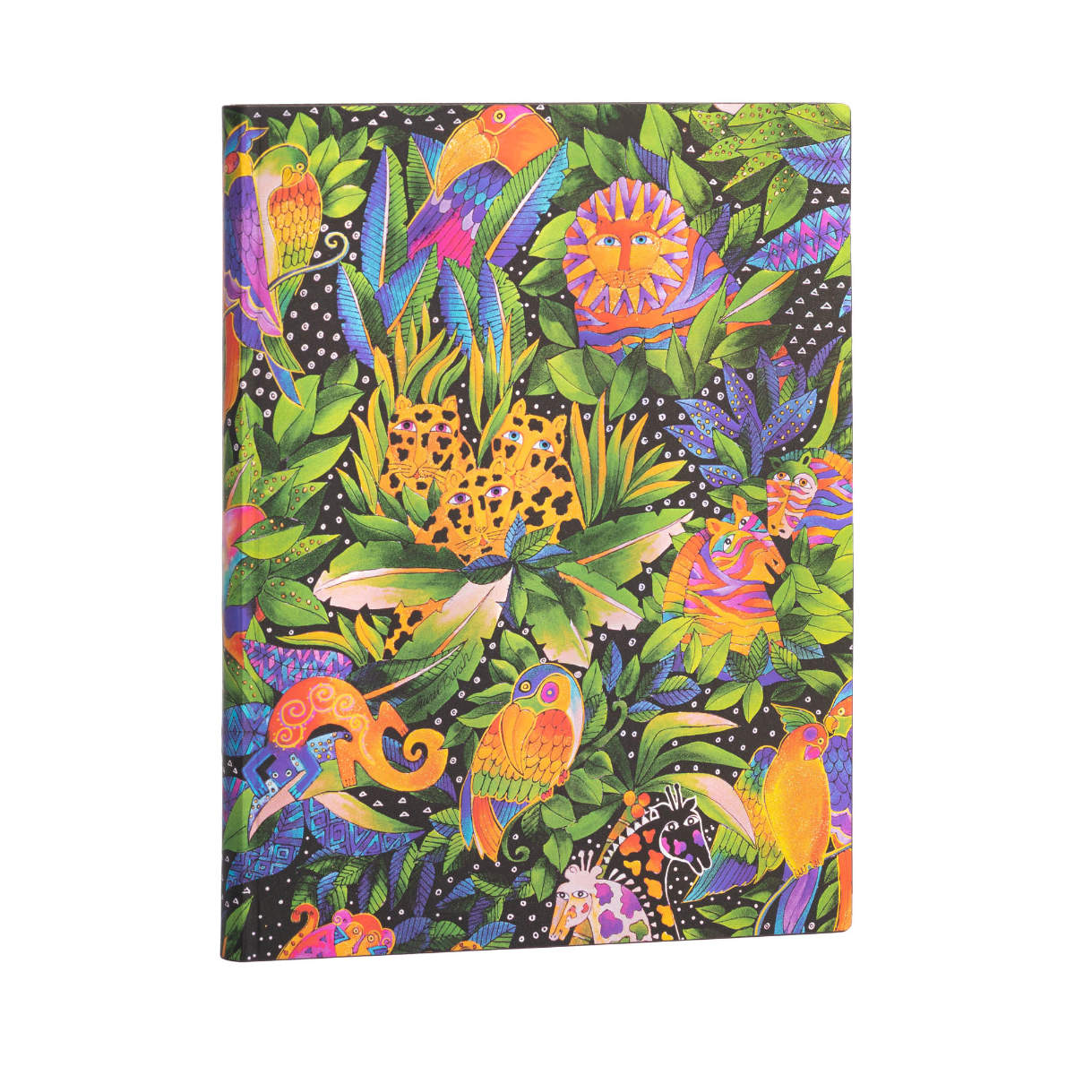 Paperblanks Flexis Laurel Burch Jungle Song 7x9 Ultra Journal