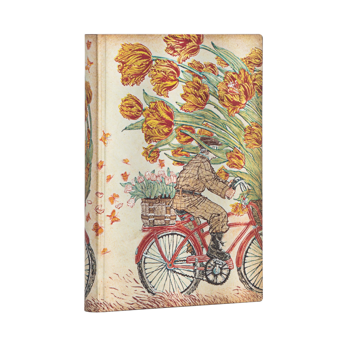 Paperblanks Flexis Holland Spring 5 x 7 Inch Midi Journal