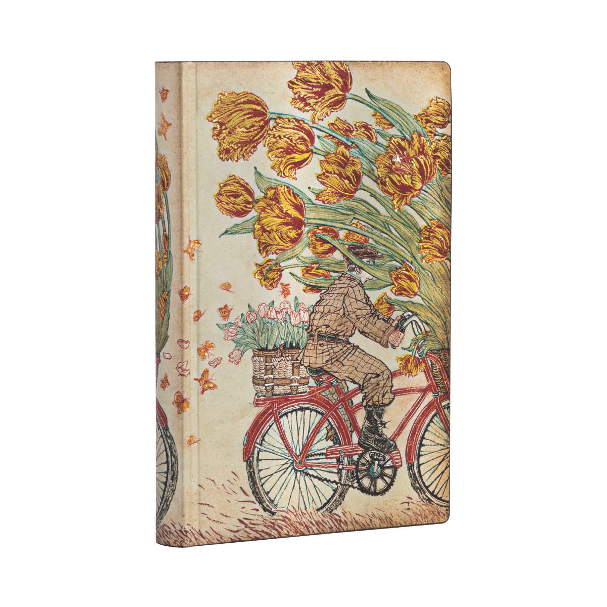 Paperblanks Flexis Holland Spring 3.75 x 5.5 Mini Journal