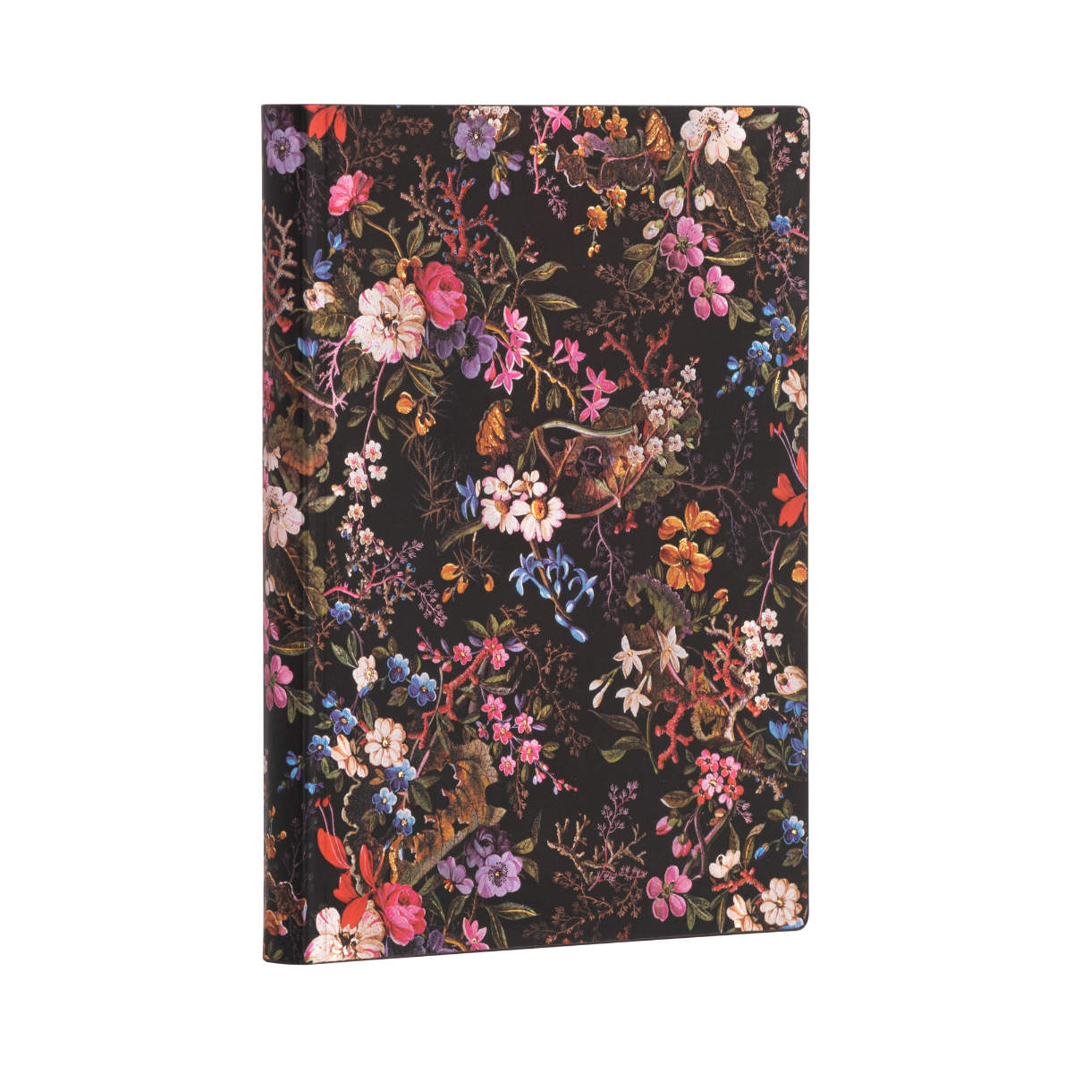 Paperblanks Flexis Midi Floralia 5 x 7 Inch Journal