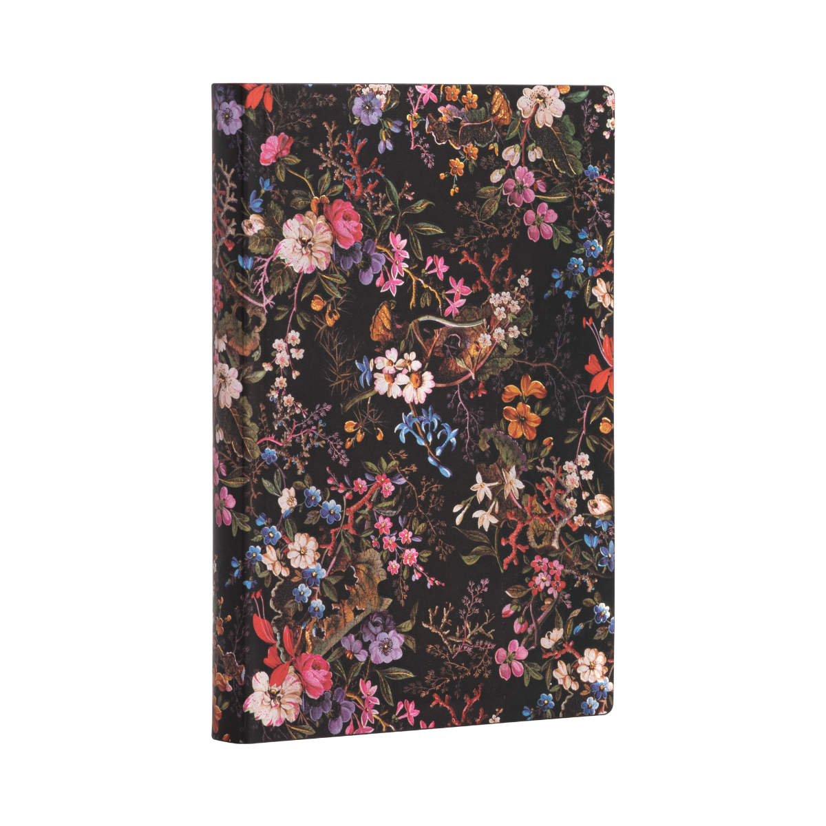 Paperblanks Flexis Mini Floralia 3.75 x 5.5 Inch Journal
