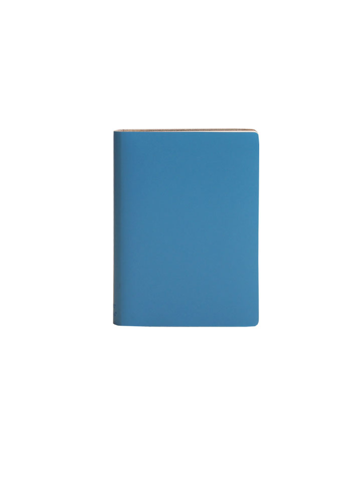 Paperthinks Pocket Plain Notebook Blue Mist