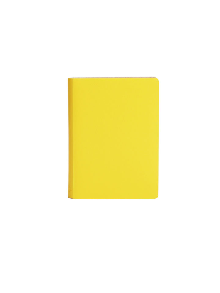 Paperthinks Pocket Plain Notebook Baby Maize