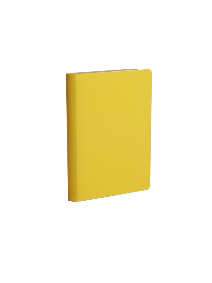 Paperthinks Pocket Ruled Notebook Baby Maize