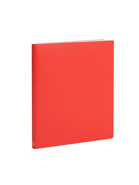 Paperthinks Extra Large Notebook Poppy Red