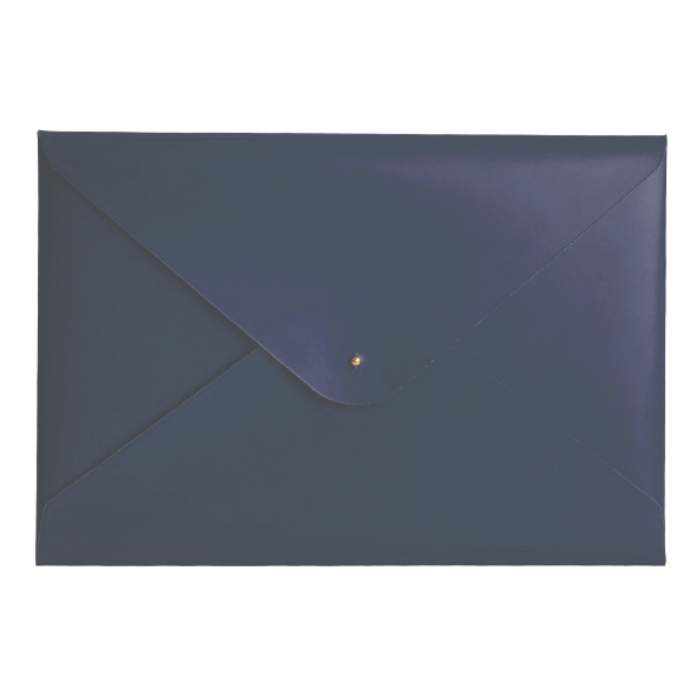 Paperthinks Eco-friendly Document Folder Navy