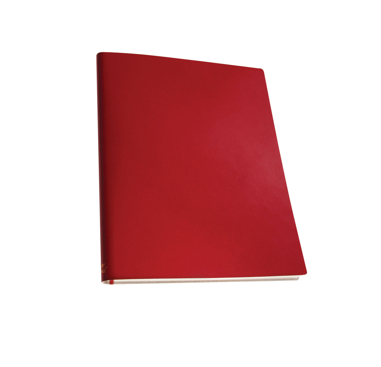 Paperthinks Extra Large Notebook Scarlet Red