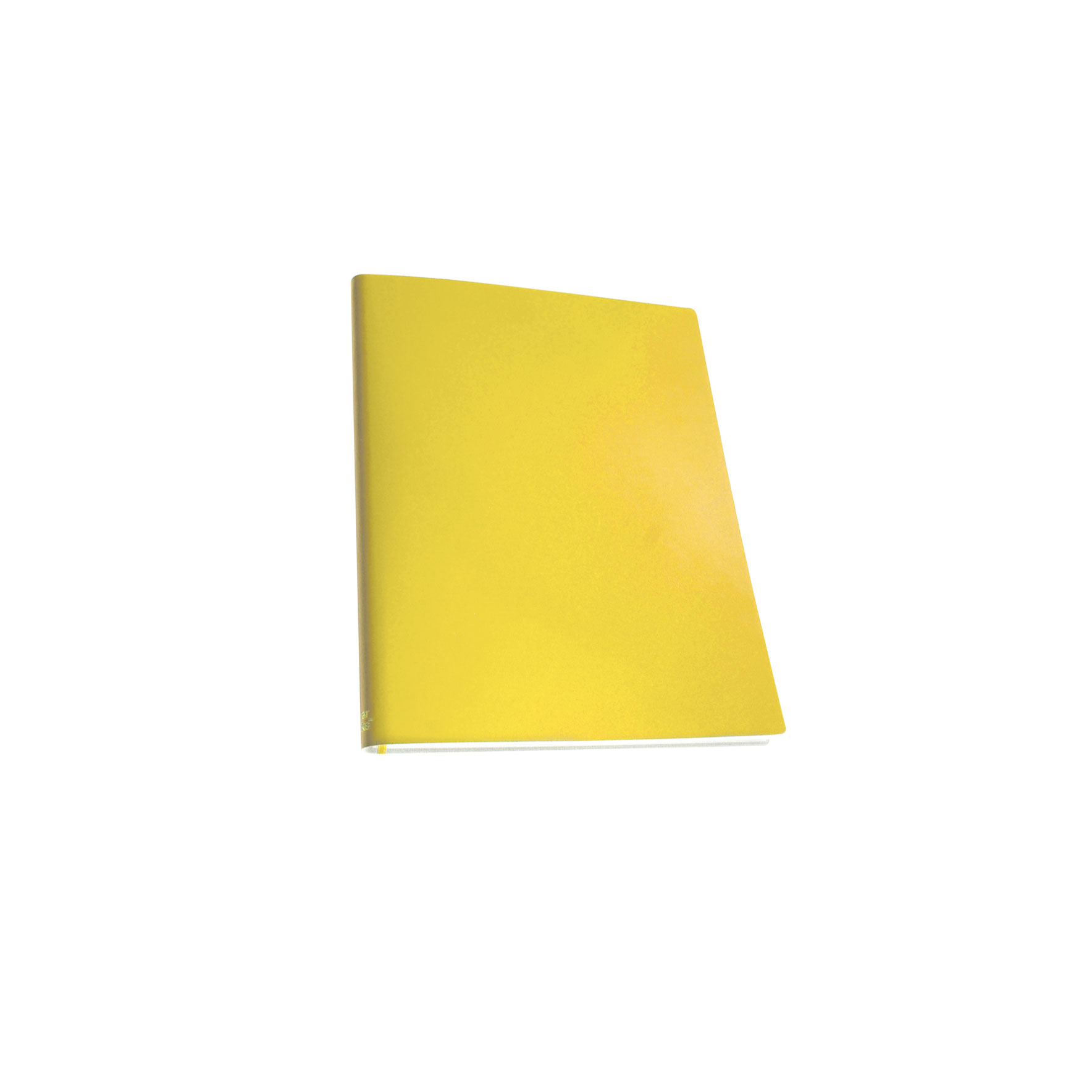 Paperthinks Extra Large Notebook Limone