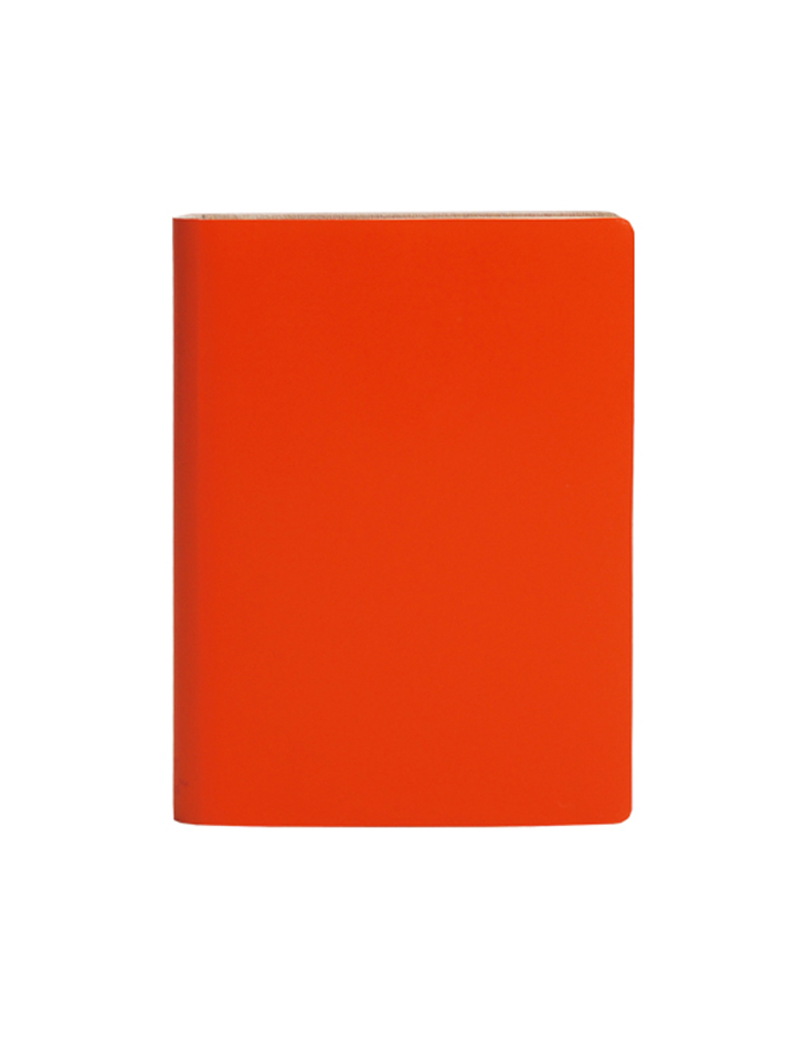 Paperthinks Large Ruled Notebook Tangerine Orange