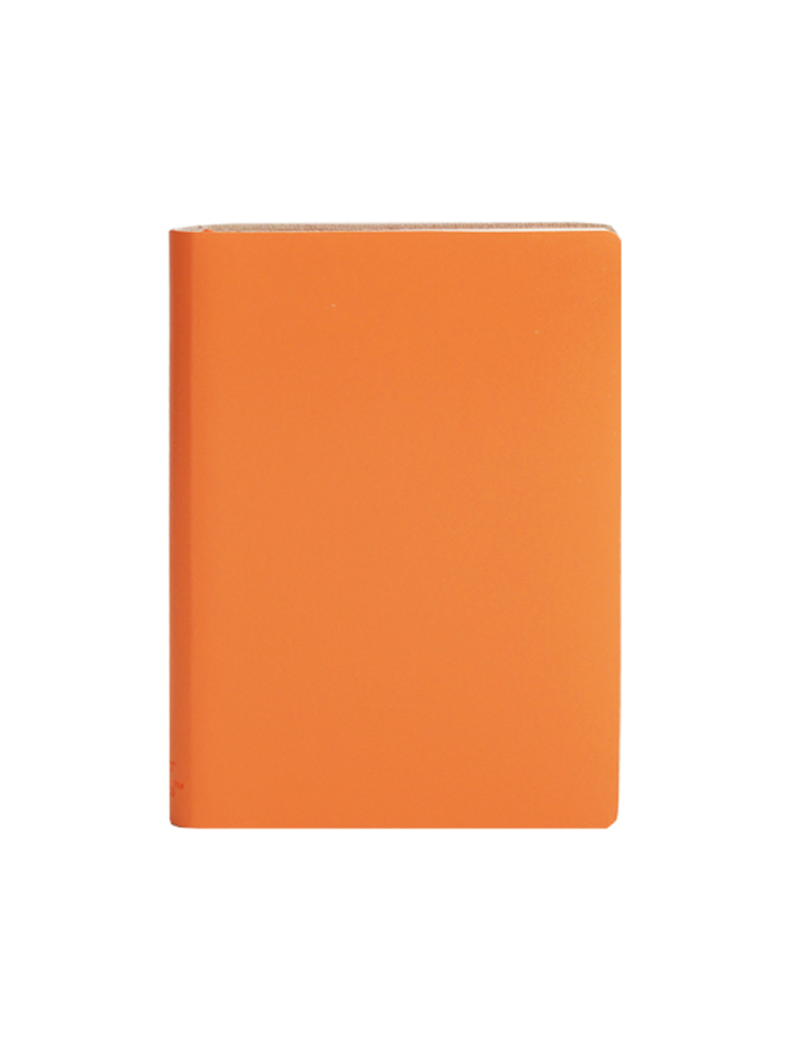 Paperthinks Large Ruled Notebook Tangelo Orange