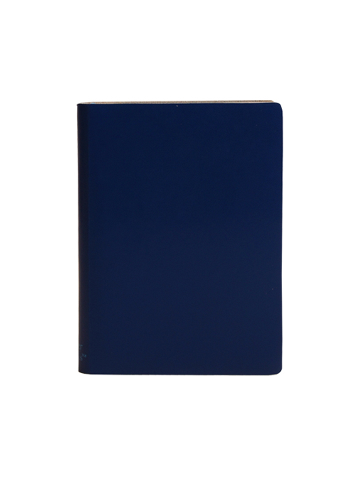 Paperthinks Large Ruled Notebook Navy