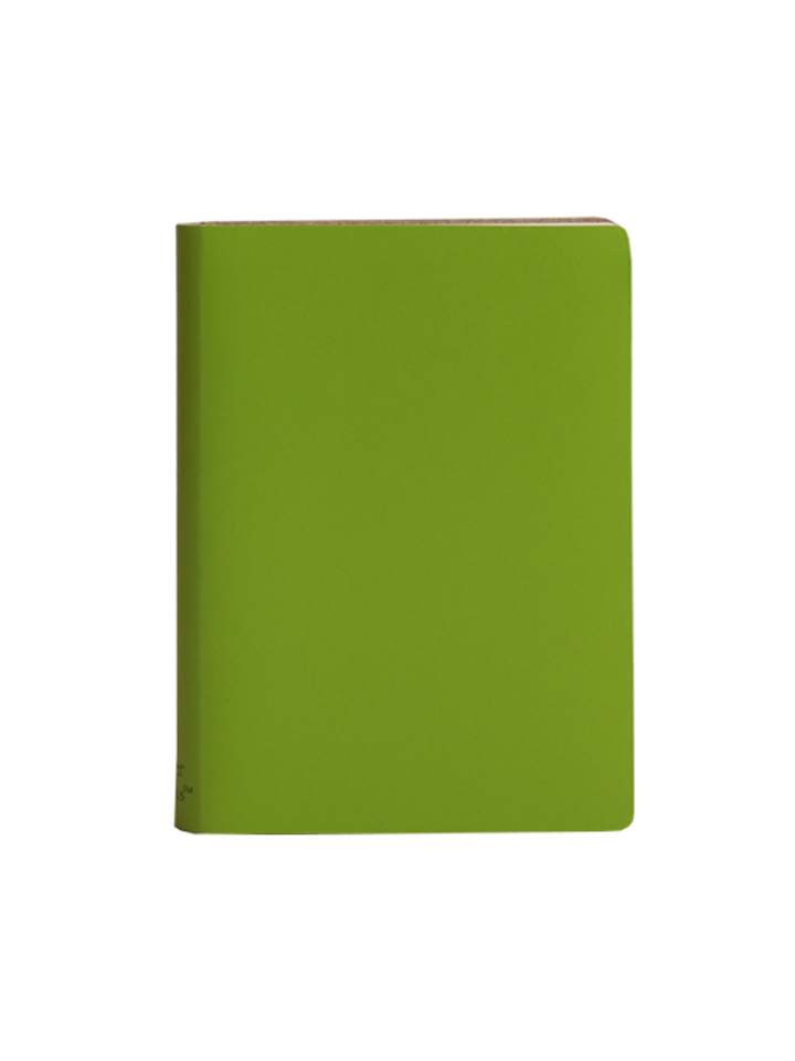 Paperthinks Large Plain Notebook Lime