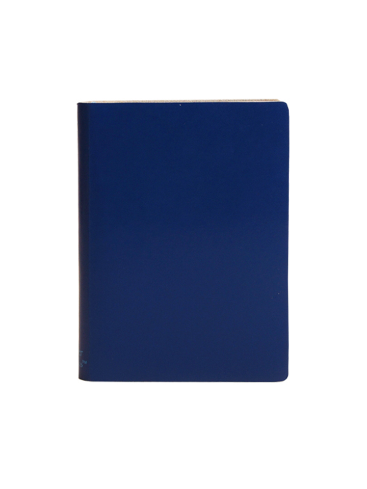 Paperthinks Large Plain Notebook Marine Blue