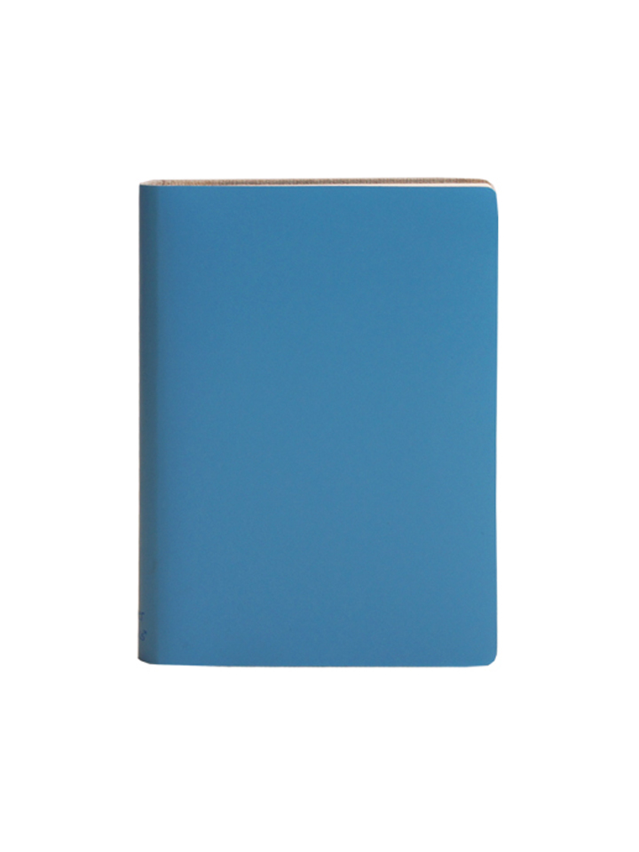 Paperthinks Large Plain Notebook Blue Mist