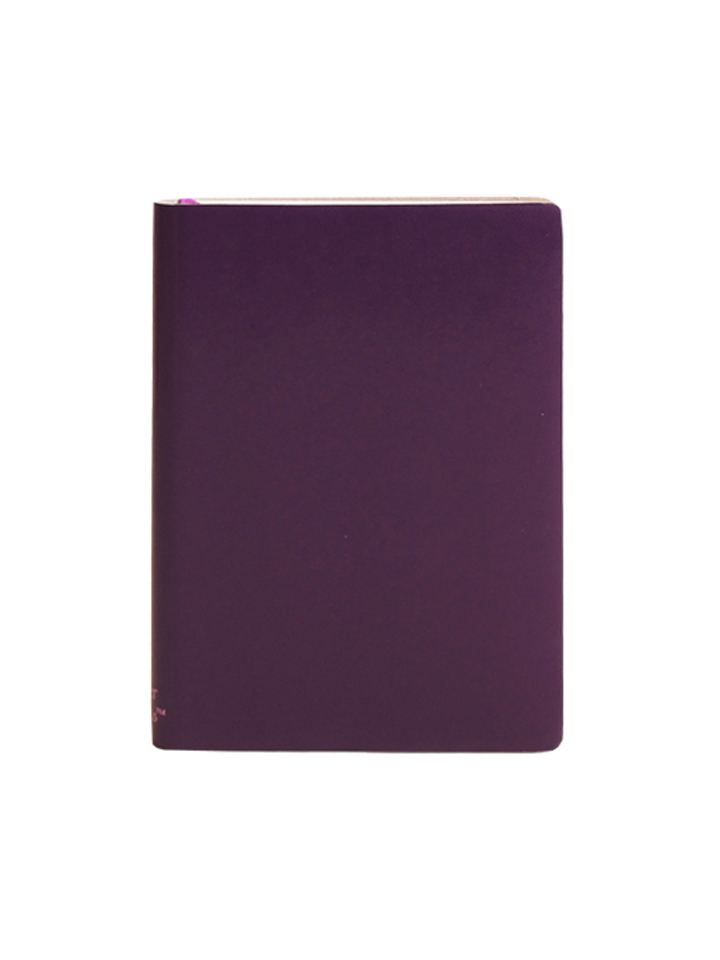 Paperthinks Large Plain Notebook Lavender
