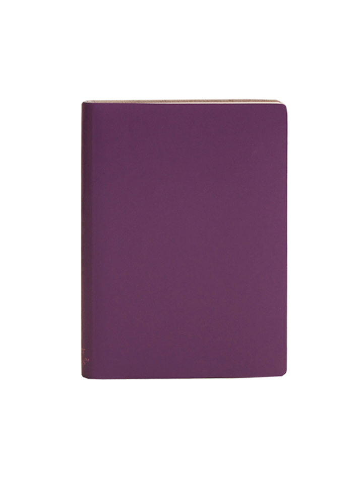 Paperthinks Large Plain Notebook Violet