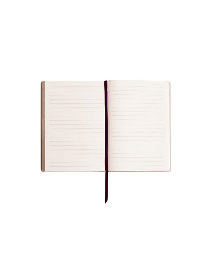 Paperthinks Pocket Slim Notebook Chocolate Brown