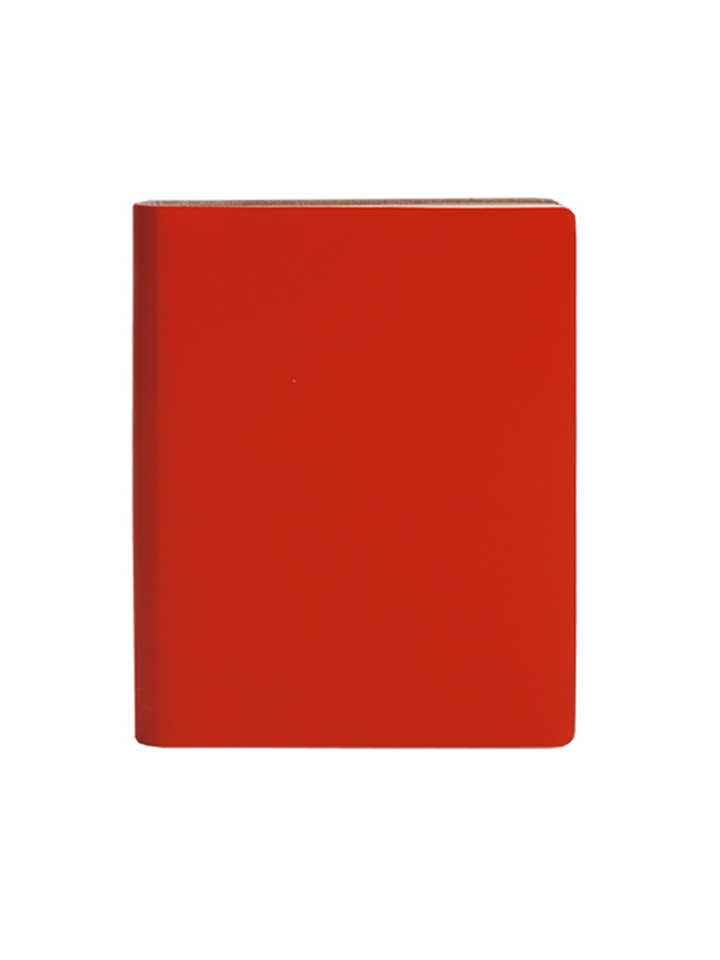 Paperthinks Large Slim Notebook Torrid Orange