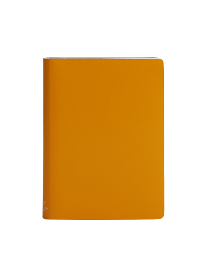 Paperthinks Large Slim Notebook Yellow Gold