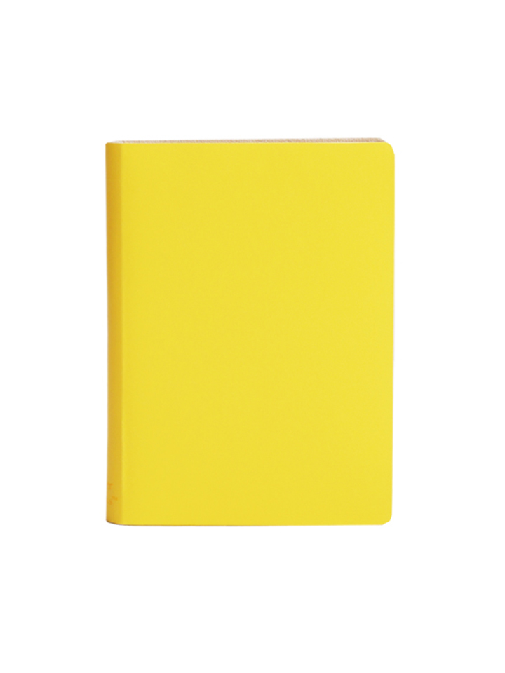 Paperthinks Large Slim Notebook Baby Maize