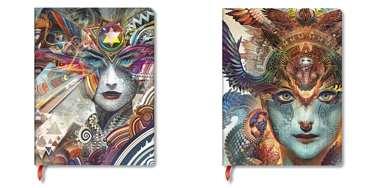 Paperblanks Android Jones