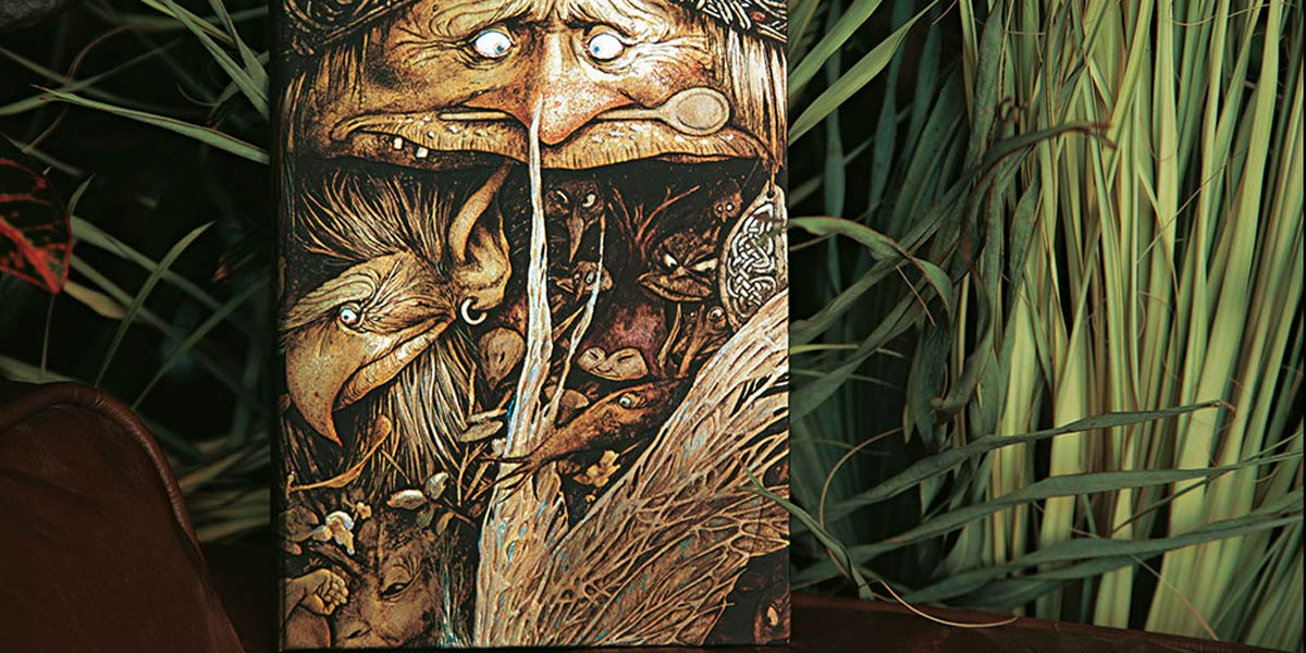 Paperblanks Brian Froud's Faerie